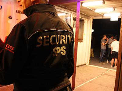 sécurité bars